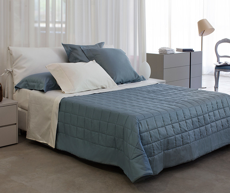 Sorriso Quilted Coverlet