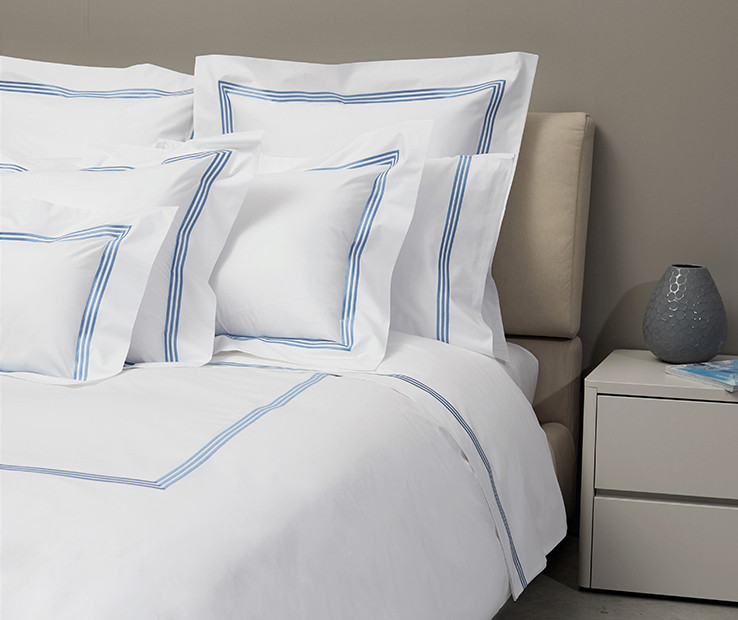 Platinum duvet cover