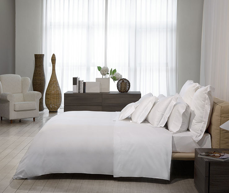 Nuvola Percale duvet cover