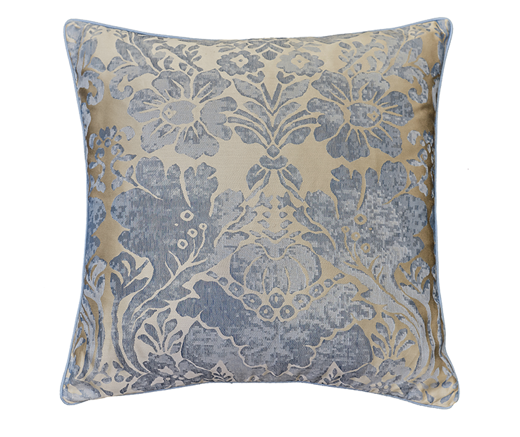 Oriente decorative pillow sham