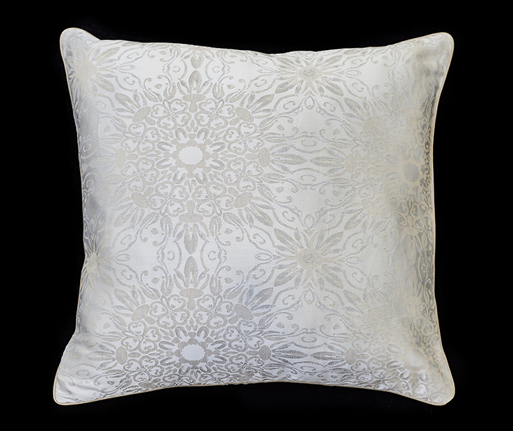 Azulejo decorative pillow sham