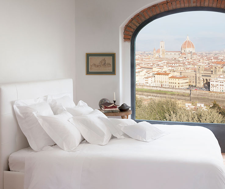 Tuscan Dreams duvet cover