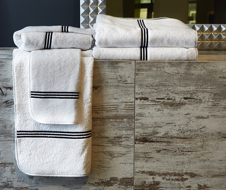 Trilogy  Luxury Towels