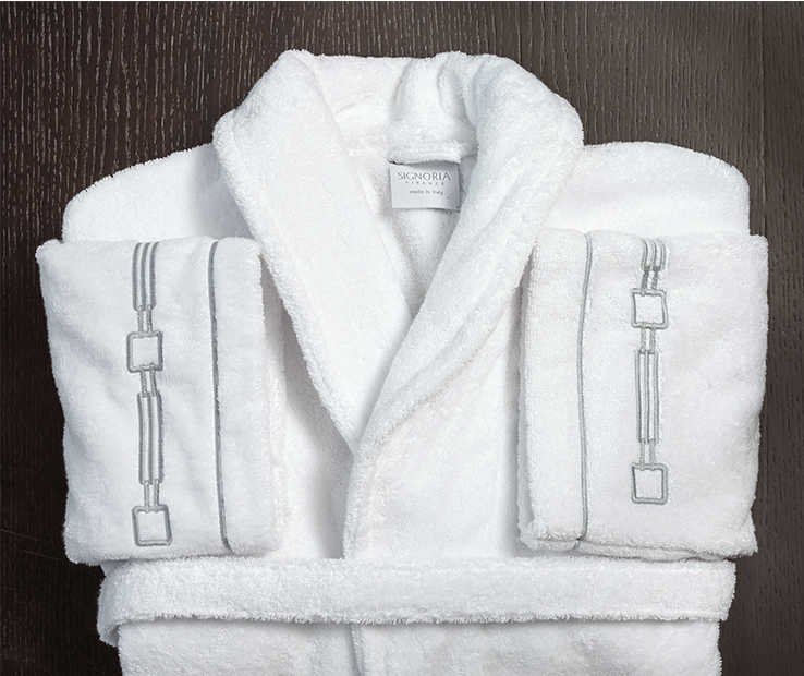 Retrò Classic Bathrobe