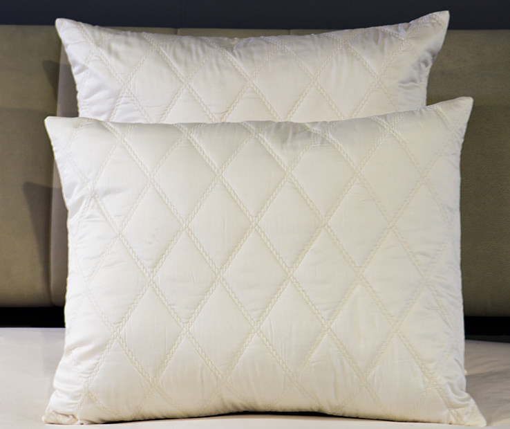 Filicudi quilted decorative pillow sham