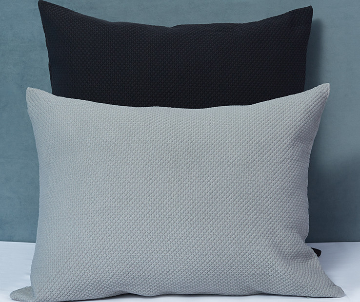 Olivia decorative pillow sham