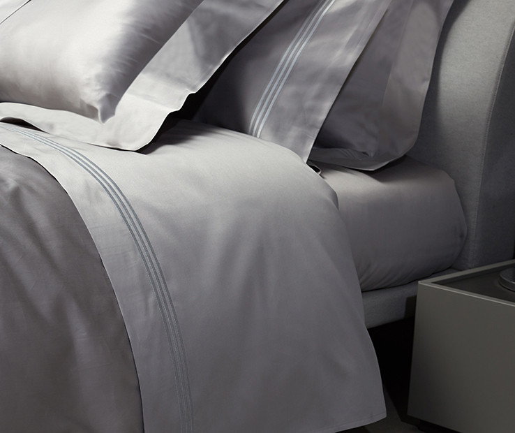 Platinum Sateen flat sheet