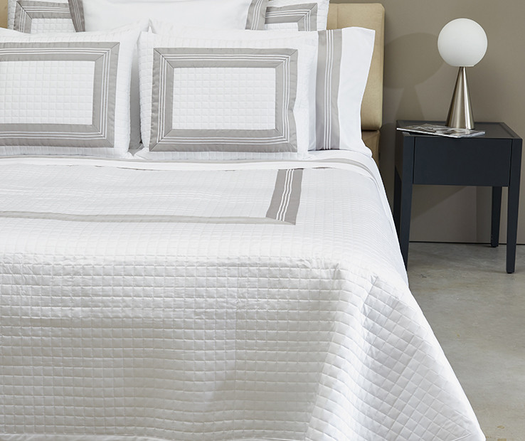 Cascina Quilted Coverlet